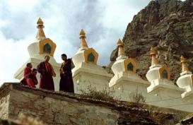 Tsurphu Monastery, Tibet