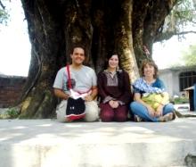 Bodhi Tree at Norbulingka, Dharamsala