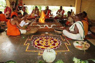 Vedic Chants India