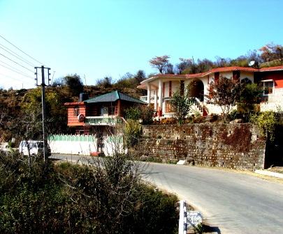 Vidya Niwas, Home in the Himalayas India