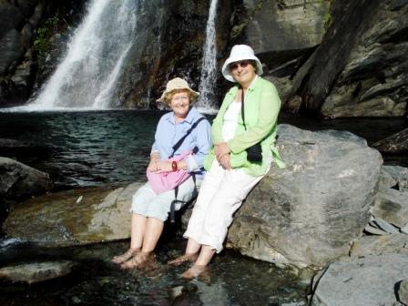 Water Joys Bhagsu Falls