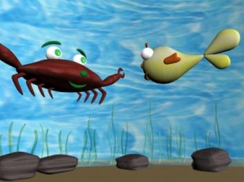 Crab n Fish