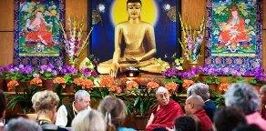 Dalai Lama Teachings, Dharamsala