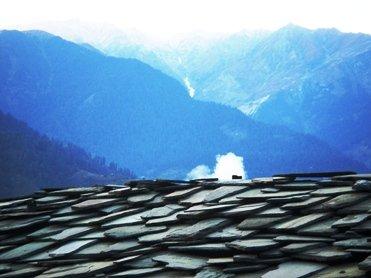 A Slate Roof of Dharamsala
