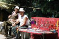 Tibetan Beads Traders of Dharamsala