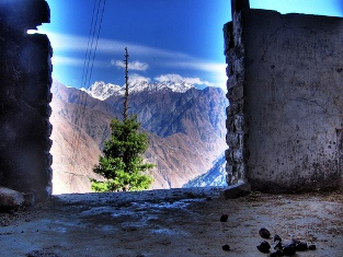 Bharmour Valley