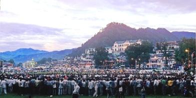 Minjar Fair, 2009, Himachal