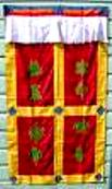 Tibetan Door Curtain
