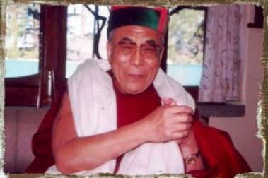 Himachali Cap of Dalai Lama
