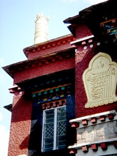 Summer Palace in Dharamsala