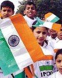 Indian Flag 2009