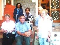 Vidya Niwas Family