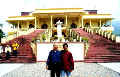 Gyuto Ramoche Monastery, Dharamsala