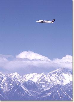 Dharamsala Mountain Flight