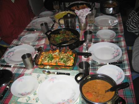 Cuisine Winter