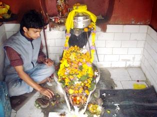Shiva Ratri, Kandi