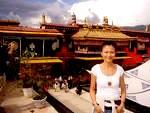 Inside the Summer Palace,Noebulingka