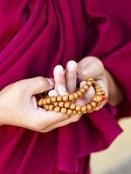 Monks Prayer beads