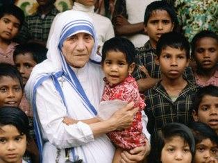 Mother Child Teresa