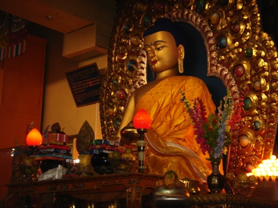 Dalai Lama Monastery, Dharamsala