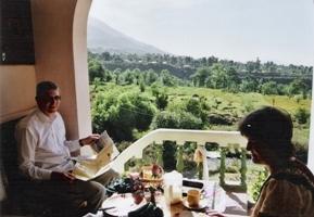 Sarah at Himalayan Home..Vidya Niwas