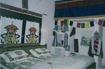 Sherpa Room in Vidya Niwas, Dharamsala