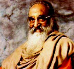 Swami Chinmayananda of Tapovan