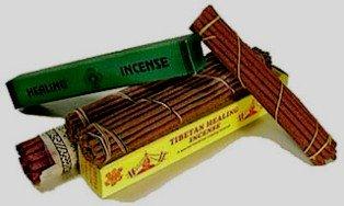 Tibetan Healing Incense Dharamsala