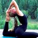Yoga activity in Dharamsala
