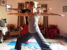 Yoga Meditation, Vidya Niwas
