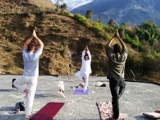 Energy Yoga India